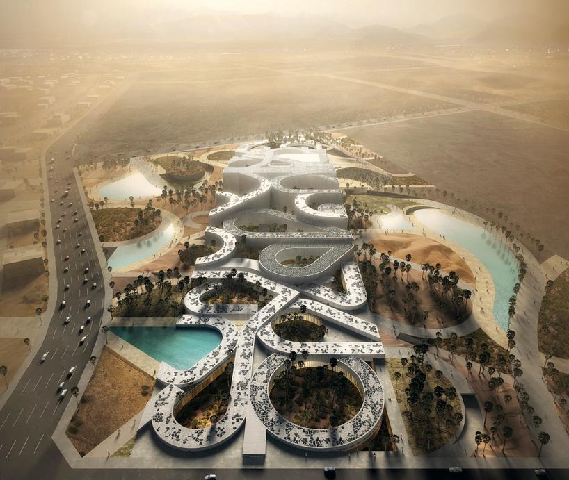 mecanoo-noble-quran-oasis-al-madinah-saudi-arabia-designboom-01